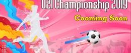 U21 - CHAMPIONSHIP 2019 CUP TH SPORT