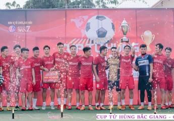 Kết thúc và thành công tốt đẹp | Cúp Tứ hùng Chào Xuân 2019 - Hiệp Hòa, Bắc Giang