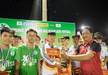 Trung tâm bóng đá Nani Kid Futsal tổ chức giải bóng đá tài năng Nani Kid Futsal lần 1 năm 2019 đánh dấu 1  năm thành lập