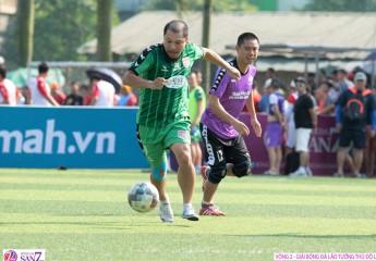 Vòng 2 - Giải bóng đá Lão tướng Thủ đô - Lần thứ 6 năm 2019: Cầm hòa LT Công An HN, Bắc Kỳ Family tiếp tục dẫn đầu Dilmah League. LT Hùng Cường và LT Music khẳng định sức mạnh tuyệt đối ở Dilmah Cup.