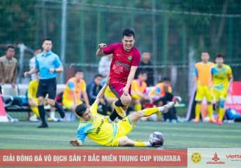 Nhận định trước vòng cuối đấu bảng Giải bóng đá Bắc Miền Trung – Cup Vinataba 2021