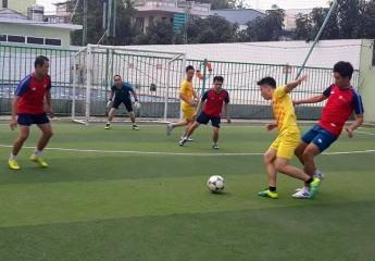 Xác định được 4 đội vào bán kết Giải bóng đá Mini Viags Đà Nẵng năm 2019: