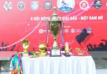 Tưng bừng Khai mạc Giải bóng đá vô địch sân 7 tỉnh Hòa Bình năm 2020 - Cup 568 Group (HBL-S1)