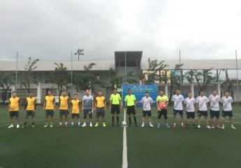 Kết quả vòng 2 Giải bóng đá VNA League khu vực miền Trung năm 2020