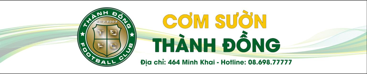 Cơm Rang-Phở Thành Đồng -Hà Nôi