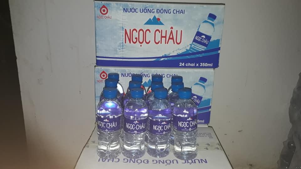 Anh Hành - Cơ sở sx nước đóng chai Ngọc Châu
