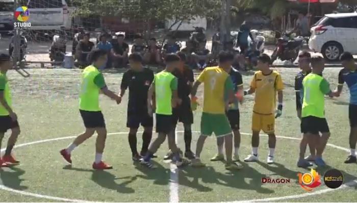 Highlight: FC Huynh đệ - FC Trung Hòa | Giải bóng đá tứ hùng Dragon Cup 2018 Kỷ niệm 10 năm thành lập FC Dragon