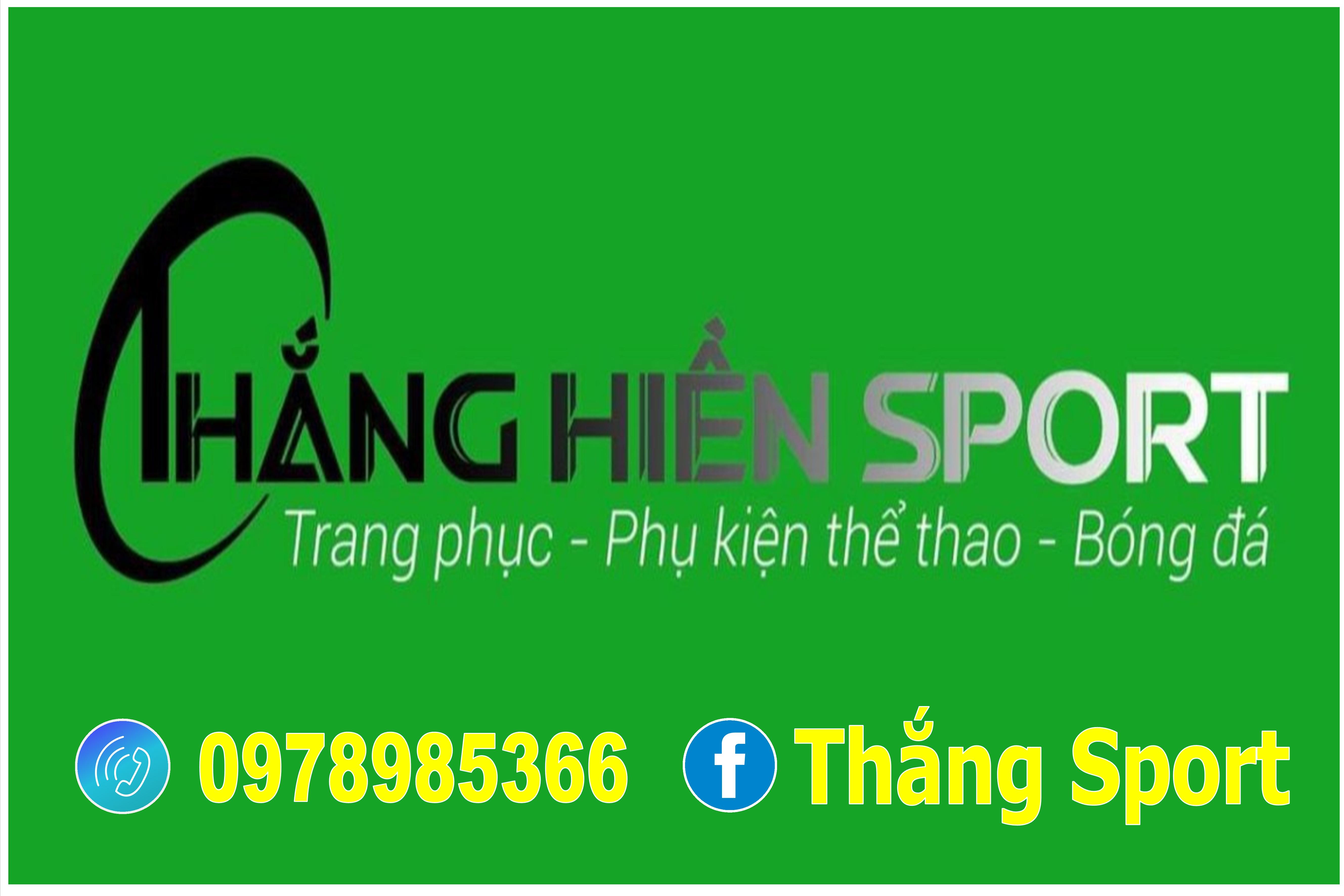 Shop Trang phục - Phụ Kiện thể thao - Bóng đá Thắng Hiền Sport