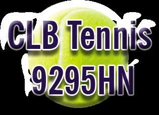 CLB Tennis 9295 HN