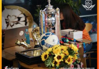 Giải bóng đá Bạch Mai Cup Cần Thơ lần 2 - 2020: Anh hào miền Tây - Sài Thành tụ hội về đất Tây Đô.