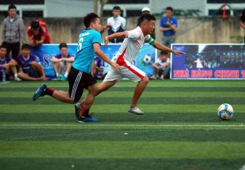 Vòng 5 Sầm Sơn League 2018: Sóng Thần đứt mạch trận toàn thắng, Phong Trào ngụp lặn ở vị trí cuối bảng xếp hạng