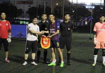 Đấu bù vòng 4 Fan League Đà Nẵng lần 3 năm 2018 - Cup Trà Dilmah: Ngôi đầu đầu đổi chủ sau 6 vòng đấu.