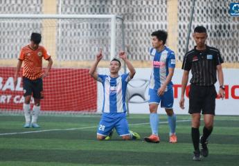 Vòng 10 giải bóng đá 7 người vô địch toàn quốc Hyundai Cup 2019 by TC Motor (HPL-S7): Điểm hẹn vòng hạ màn
