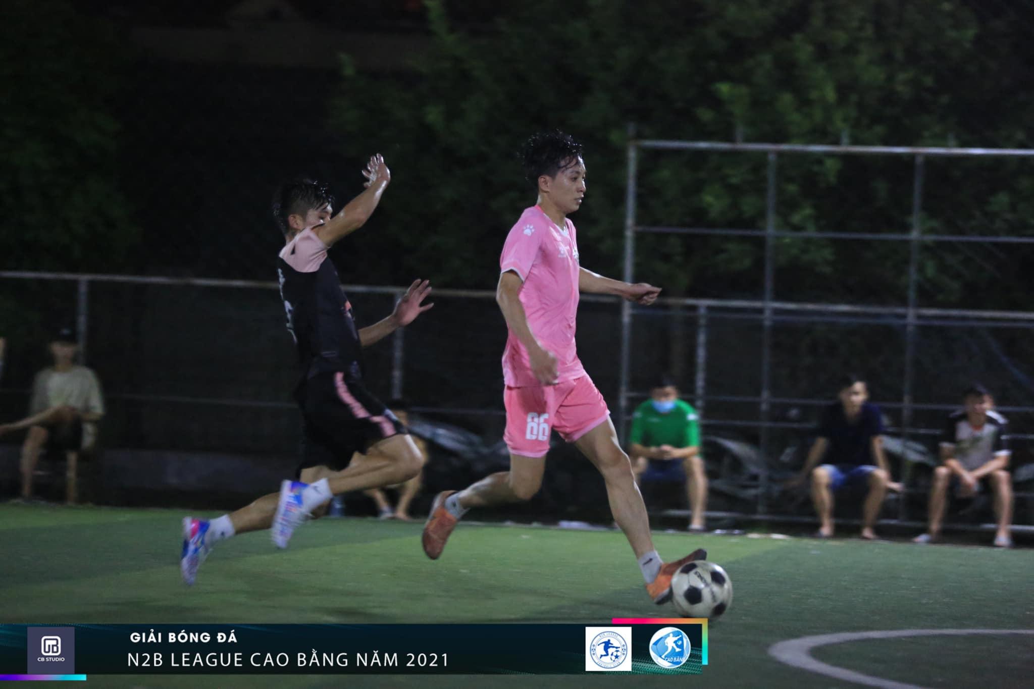 VÒNG 1 FC CHERRY VS FC ĐAM MÊ