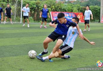 Giải hạng nhì Sơn Tây mùa 2 - 2019 | Bốn tấm vé vào chơi trận bán kết đã có chủ.