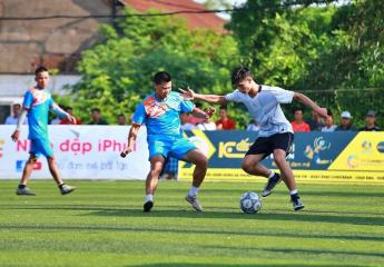 Kết quả thi đấu vòng 2 Saigon League One S3 (Sơn Tây)