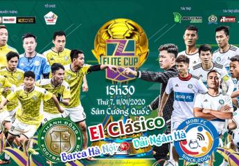 Chung kết EliteCup:Chạm 1 tay vào Cup