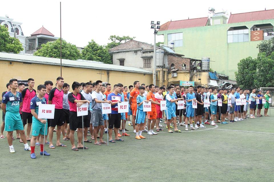 Lễ khai mạc giải Tuyên Quang Open Cup đã diễn ra thành công tốt đẹp