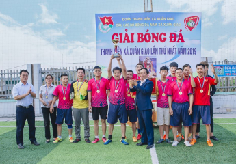 Thành công tốt đẹp | Giải bóng đá nam xã Xuân Giao lần thứ nhất - năm 2019 (Lào Cai)