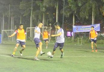 Vòng 6 Fan League Đà Nẵng lần 3 năm 2018 - Cup Trà Dilmah: Vòng đấu của những bất ngờ khi tốp đầu ngã ngựa và hòa.