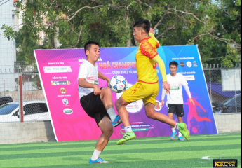 Thu Tùng ngược dòng ấn tượng, Tùng Sơn Anh và BaBia chia điểm trong trận cầu đinh | Vòng 1 giải bóng đá Thanh Hóa Champions League cup Thu Tùng Shop năm 2019.