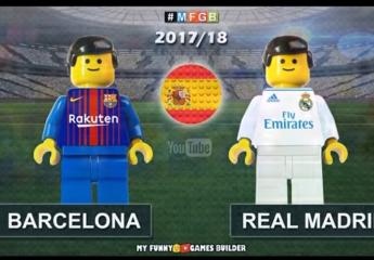 Highlights Barcelona vs Real Madrid 2-2 • El Clasico • LaLiga 2018 (06/05/2018)