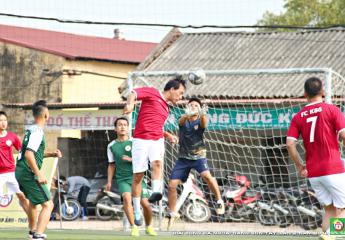 Tản Viên vô địch giai đoạn 1, bất ngờ mang tên Sontay Police   Vòng 4 Giải bóng đá ngoại hạng Sơn Tây lần thứ 2 – năm 2018 (SPL-S2)