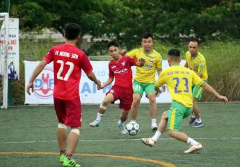 Vòng 2 giải bóng đá truyền thống Sông Lam Đà Nẵng lần 7 năm 2019 | Hấp dẫn và kịch tính