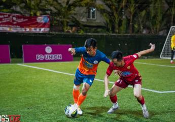 Cập nhật bảng B giải bóng đá Vô địch sân 7 Thừa Thiên Huế - Tranh Cup Bulbal 2021 (TPL-S1): Scavi FC hòa kịch tính Union FC, Lê Nam FC thắng đậm Hiếu Hoa Aquahaco.