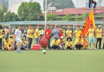 Vòng 7 giải bóng đá cúp Mùa Xuân 9295 Hà Nội:  Nguyễn Gia Thiều, Kim Liên ngậm ngùi cầm vé xuống chơi Serie B khi để thua chỉ số phụ, Xuân Đỉnh mang đến bất ngờ thú vị khi dẫn đầu bảng B với số điểm ấn tượng!