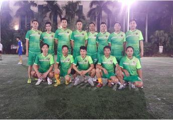 Điểm tên các đội bóng tham dự giải bóng đá đồng hương Thọ Xuân tại Hà Nội lần 2 – tranh cúp Lam Sơn _ 2018: FC Lam Sơn – Hào khí Lam Sơn lan tỏa muôn nơi