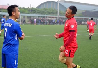 Bản lĩnh ông lớn | Vòng 3 – Giải bóng đá PTTH Hà Nội 9295 lần thứ 3 – Cúp Mùa Xuân 2019: