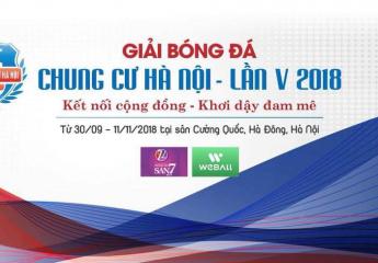 Nhận định trước vòng đấu cuối vòng bảng | Giải bóng đá Chung cư hà Nội lần thứ 5 - 2018
