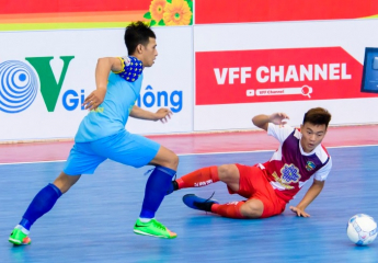 Lượt 5 VCK Giải Futsal HDBank VĐQG 2019: Sahako nhận trận thua đầu tiên, Thái Sơn Nam gục ngã trước Kardiachain SG