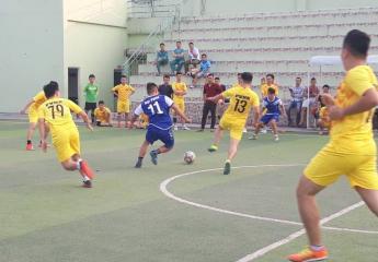 Xác định tấm vé đầu tiên vào bán kết | Vòng 2 Giải bóng đá mini Mini Viags DAD năm 2019 | Đà Nẵng
