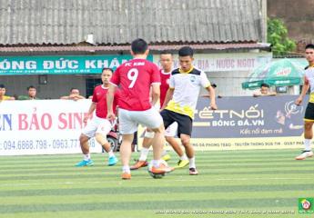 Phố Núi thắng nhọc nhằn, Sontay Police ngã ngựa   Vòng 2 Sơn Tây Premier League 2018 – SPL S2