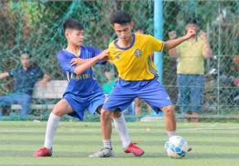 Trường THCS Nguyễn Trường Tộ đăng quang ngôi vô địch Giải bóng đá THCS TP Vĩnh Long - Cup Nguyễn Trường Tộ lần 8 năm 2019