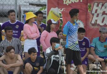 Khép lại giải bóng đá tứ hùng giao lưu các CLB 2020 lần II: Tuấn Linh và Hoàng Vũ nâng cao chức vô địch