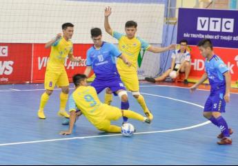 Thái Sơn Nam ngã ngựa, Sahako vững ngôi đầu | Lượt 3 VCK Giải Futsal HDBank VĐQG 2019