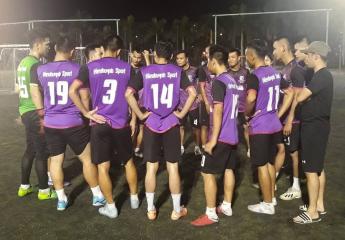 Adaline Hotel, Ỷ Lan Hotel  góp mặt ở trận Chung kết | Giải bóng đá từ thiện