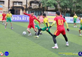 Xác định 8 cái tên vào Tứ kết   Kết thúc vòng Bảng Sontay Championship 2018-2019