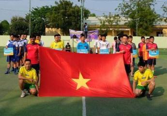 Tưng bừng khai mạc Giải bóng đá Mini Viags DAD năm 2019 | Đà Nẵng