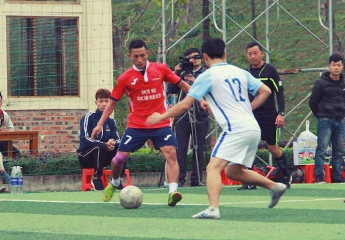 Tổng hợp vòng 4 giải Nghi Sơn League 2017