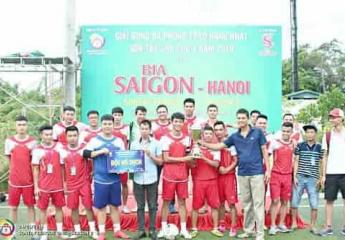 FC_SALE Vô địch trong gang tấc   Giải hạng Nhất Sơn Tây lần 2 - 2018