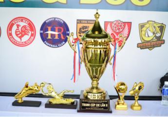 Giải bóng đá ĐBSCL mở rộng lần 2 - 2020 | Siêu Phủi – Thánh Bào hội tụ về đất Kiên Giang