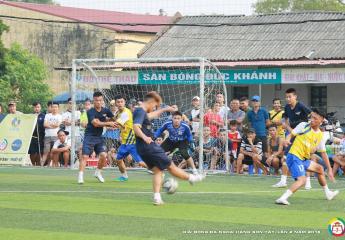 Phùng Khắc Khoan nếm mùi thất bại đầu tiên   Vòng 6 Giải bóng đá ngoại hạng Sơn Tây lần thứ 2 – năm 2018 (SPL-S2)
