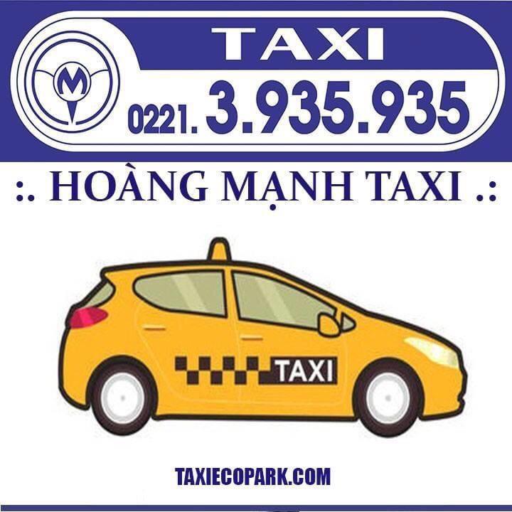 Taxi Hoàng Mạnh